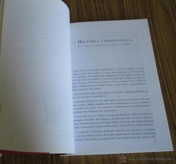 Libros de segunda mano: 50 AÑOS CANTANDO - Lutxana Baracaldo - 50 urteurrena (1959-2009) - Foto 7 - 53637505