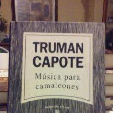 Libros de segunda mano: A SANGRE FRÍA - TRUMAN CAPOTE - RBA EDITORES SA 1993. Lote 176050572