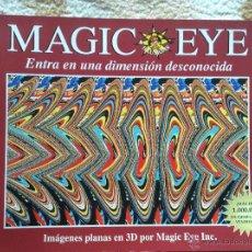 Libros de segunda mano: MAGIC EYE TAPA BLANDA 32 PAGINAS . Lote 53691749
