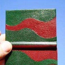 Libros de segunda mano: LIBRO MINIATURA - TE DESEO, I HOPE THAT (POEMA) - ENCUADERNACION EN MOSAICO. Lote 53706717