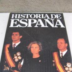 Libros de segunda mano: HISTORIA DE ESPAÑA - TOMO Nº 16 - DEMOCRACIA Y EUROPEISMO II - INSTITUTO GALLACH - AÑO 1994.. Lote 53728936
