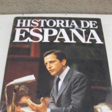 Libros de segunda mano: HISTORIA DE ESPAÑA - TOMO Nº 15 - DEMOCRACIA Y EUROPEISMO I - INSTITUTO GALLACH - AÑO 1994.. Lote 53729032