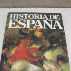 Libros de segunda mano: HISTORIA DE ESPAÑA - TOMO Nº 11 - EDAD CONTEMPORÁNEA I - INSTITUTO GALLACH - AÑO 1994.. Lote 53729385