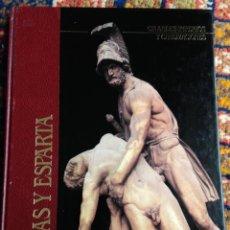 Libros de segunda mano: ATENAS Y ESPARTA, GRANDES IMPERIOS Y CIVILIZACIONES, SARPE, 1988. Lote 53743626