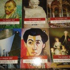 Libros de segunda mano: LO MEJOR DEL ARTE DE HISTORIA 16. 28 REVISTAS. Lote 53749377