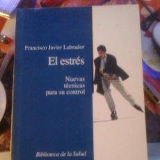 Libros de segunda mano: EL ESTRES -. Lote 53777725