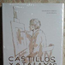 Libros de segunda mano: CASTILLOS Y ATALAYAS DEL REINO DE JAÉN (1.989) CEREZO MORENO Y ESLAVA GALÁN. Lote 180329208