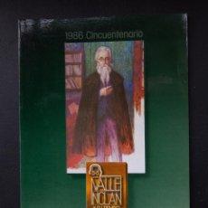 Libros de segunda mano: VALLE INCLAN Y EL CINE - 1986 CINCUENTENARIO - MINISTERIO DE CULTURA. Lote 53840900