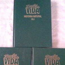 Libros de segunda mano: DESAFÍOS DE LA VIDA HISTORIA NATURAL COLECCIÓN COMPLETA CLUB INTERNACIONAL DEL LIBRO. Lote 91872338