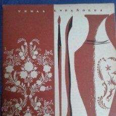 Libros de segunda mano: LIBROS REVISTAS HISTORIA - REALES FABRICAS JORGE DE VIGO TEMAS ESPAÑOLES N 124 . Lote 53868108