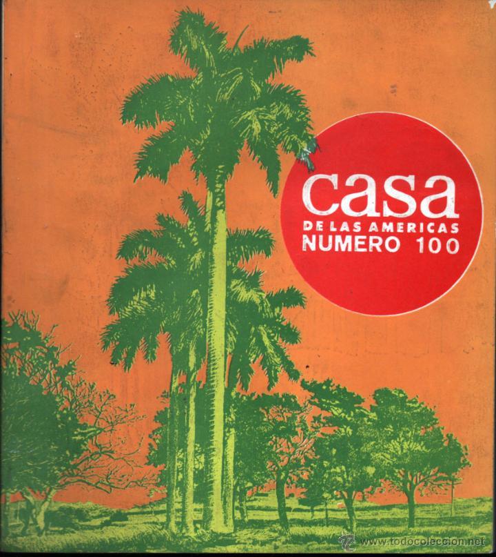 CASA DE LAS AMERICAS. Nº 100 (Libros de Segunda Mano (posteriores a 1936) - Literatura - Otros)