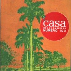 Libros de segunda mano: CASA DE LAS AMERICAS. Nº 100. Lote 53975665