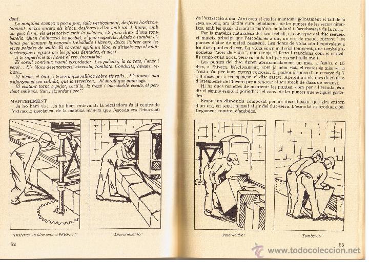 Libros de segunda mano: QUADERNS DE FOLKLORE Nº 22 - 23 - PEDRERES I TRENCADORS - LAETITIA I XAVIER SAULEAU - CATALAN - Foto 6 - 53987411