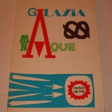 Libros de segunda mano: VV.AA. GALAXIA ALMANAQUE 1950-1975. RM72902. . Lote 53995592