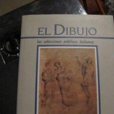 Libros de segunda mano - EL DIBUJO LAS COLECCIONES PUBLICAS ITALIANAS. II. INSTITUTO BANCARIO SAN PAOLO DE TORINO - 53997120
