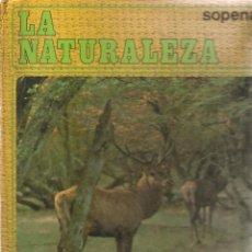 Libros de segunda mano: LA NATURALEZA. MAMÍFEROS. EDITORIAL RAMÓN SOPENA 1984. (VI/9). Lote 54007826