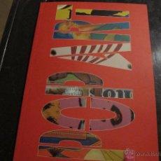 Libros de segunda mano: POP ART. CASTELLANA ART GALLERY. EXPOSICION DICIEMBRE 2003-ENERO 2004. Lote 54034625