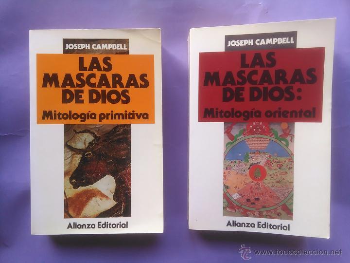 De Las Through Sold Dios Mitologia Direct Mascaras Joseph Campbell wON8nvm0