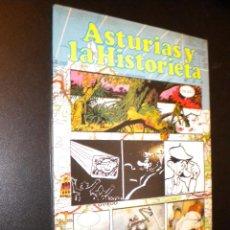 Libros de segunda mano: ASTURIAS Y LA HISTORIETA / 1985 / SERVICIO PUBLICACIONES. Lote 54098340