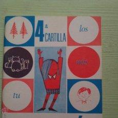 Libros de segunda mano: METODO FOTOSILABICO PALAU 4ª 4 CARTILLA - ANAYA -NUEVO - 1970. Lote 54100530