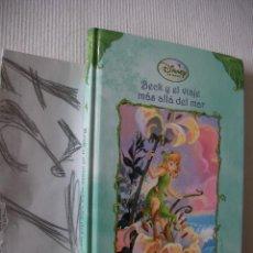 Libros de segunda mano: BECK Y EL VIAJE MAS ALLA DEL MAR - ENVIO GRATIS A ESPAÑA. Lote 73649054