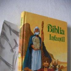 Libros de segunda mano: BIBLIA INFANTIL - EDITORIAL ALFREDO ORTELLS. Lote 54102360