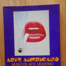 Libros de segunda mano: ARTE AMERICANO, MUSEO DE ARTE MODERNO DE NUEVA YORK, VARIOS AUTORES. Lote 54108472