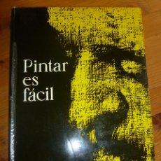 Libros de segunda mano: PINTAR ES FACIL. EDICIONES AFHA. VOL 2. . Lote 54111438