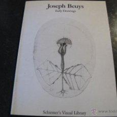 Libros de segunda mano: JOSEPH BEUYS. EARLY DRAWINGS. (EN INGLES) DIBUJOS TEMPRANOS. Lote 54120958