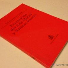 Libros de segunda mano: 2004 - FRANCISCO DÁVILA OREJÓN - EXCELENCIA DEL ARTE MILITAR Y VARONES ILUSTRES. Lote 54158616
