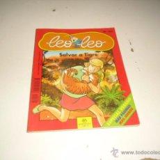 Livres d'occasion: G-26 LEO LEO Nº 162 SALVAR A TIGRE. Lote 54162666