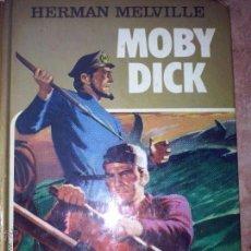 Libros de segunda mano: HERMAN MELVILLE. MOBY DICK. HISTORIAS SELECCIÓN. BRUGUERA.. Lote 54180278