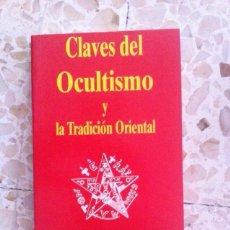 Libros de segunda mano: CLAVES DEL OCULTISMO. Lote 54182147