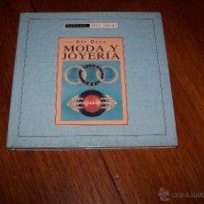 Libros de segunda mano: MODA Y JOYERÍA ART DECO. ESTILOS DEL ARTE. EDIMAT LIBROS 1999.. Lote 54184444