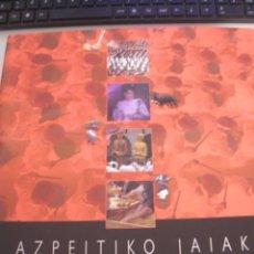 Libros de segunda mano - Fiestas de Azpeitia - Azpeitiko Jaiak - Txakel Editorial - Primera edición 2000 - 54192641