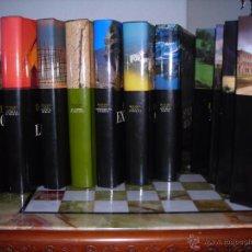 Libros de segunda mano: DESCUBRA ESPAÑA (11 TOMOS). DEL CLUB INTERNACIONAL DEL LIBRO.. Lote 134031223