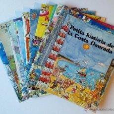 Libros de segunda mano: LOTE DE 20 EJEMPLARES DE LA COLECCIÓN PETITA HISTÒRIA. PILARIN BAYÉS. EDITORIAL MEDITERRÀNIA.. Lote 54292689