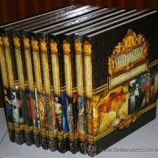 Libros de segunda mano: HISTORIA UNIVERSAL 10T POR GRUPO DIORKI DE ED. RUEDA EN MADRID 2004. Lote 54295893