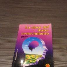 Libros de segunda mano: LA CLAVE DEL AUTOCONOCIMIENTO. Lote 54329629