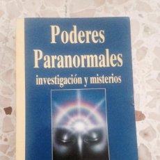 Libros de segunda mano: PODERES PARANORMALES. Lote 54329851