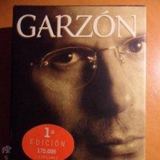 Libros de segunda mano: GARZON. EL HOMBRE QUE VEIA AMANECER. PILAR URBANO. PLAZA Y JANES, 1ª EDICION. TAPA DURA CON SOBRECUB. Lote 54331250