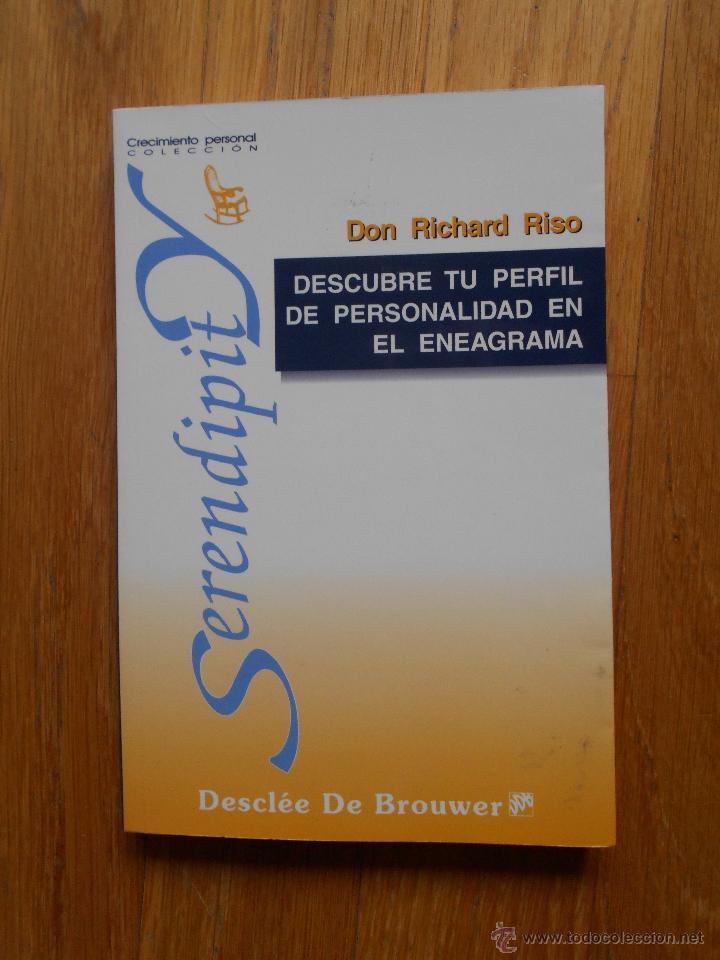SERENDIPITY, DESCUBRE TU PERFIL DE PERSONALIDAD EN EL ENEGRAMA RICHARD RISO (Libros de Segunda Mano - Pensamiento - Otros)