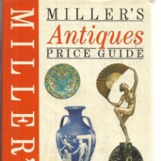 Libros de segunda mano: MILLER'S ANTIQUES PRICE GUIDE. 1996. LONDON. 1996. Lote 54409143