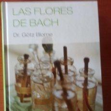 Libros de segunda mano: LAS FLORES DE BACH. Lote 54410650