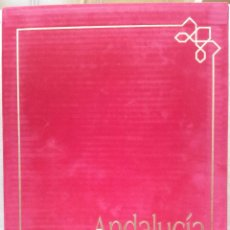 Libros de segunda mano: ANDALUCIA CONTADA POR SI MISMA - 2 TOMOS CON ESTUCHE TERCIOPELO. Lote 54411143