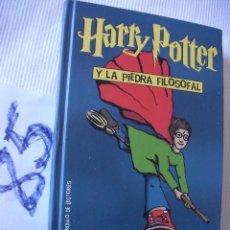 Libros de segunda mano: HARRY POTTER Y LA PIEDRA FILOSOFAL - ROWLING. Lote 54447244