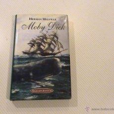 Libros de segunda mano: MOBY DICK. HERMAN MELVILLE.. Lote 54431596