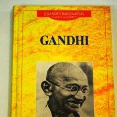 Libros de segunda mano: GANDHI GEORGE WOODCOCK PLANETA-AGOSTINI.. Lote 54453399