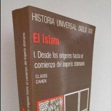 Libros de segunda mano: EL ISLAM . Lote 54460511