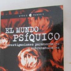 Libros de segunda mano: EL MUNDO PSÍQUICO (PLAZA Y JANÉS). Lote 54497639